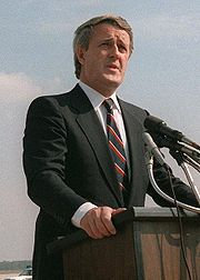 Portrait of Brian Mulroney (click to view image source)