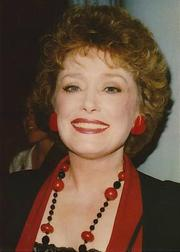Portrait of Rue McClanahan (click to view image source)