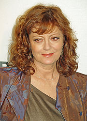 Portrait of Susan Sarandon (click to view image source)