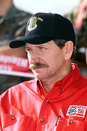 Portrait of Dale Earnhardt (click to view image source)
