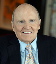 Portrait of Jack Welch (click to view image source)
