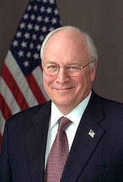 Portrait of Dick Cheney (click to view image source)